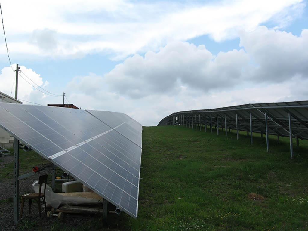 На Закарпатті до кінця 2016 року побудують сонячну електростанцію