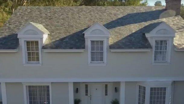 Tesla дивує: створено інноваційні дахи для будинків
