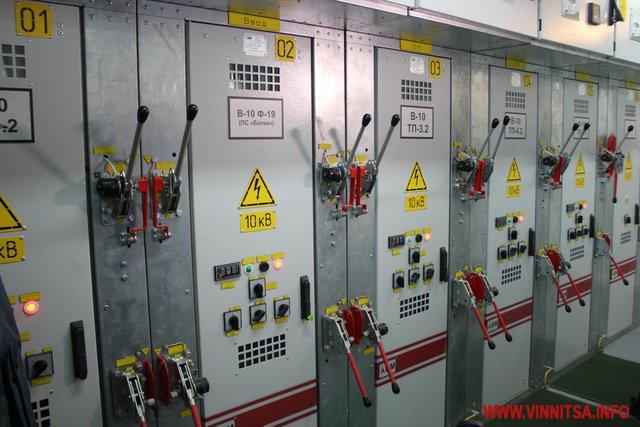 На Вінниччині відкрили сонячну електростанцію